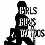 Gunz Girlz Tattooz #GGT